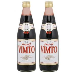 2 in 1 Vimto Cordial Dilutable Juice 710ml