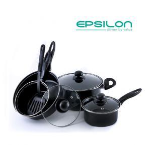 Epsilon 8 Pieces Cookware Set EN3116
