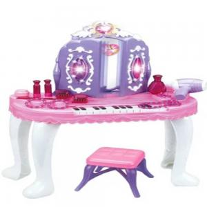 Little Story LS_PDT_PU Piano Princess Dressing Table