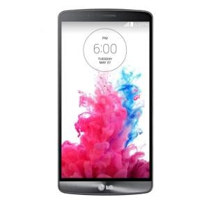 LG G3 4G Smartphone, 5.5 Inch Display, Android OS, 3GB RAM, 32GB Storage, Dual Camera - Black