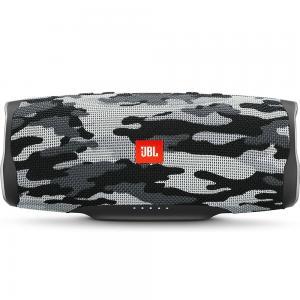JBL Charge4 Portable Waterproof Speaker, Camouflage
