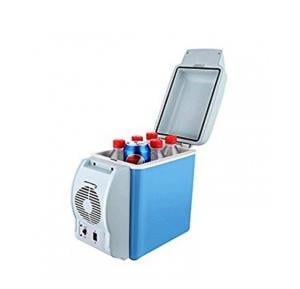 Portable Mini Car Fridge Cooling And Heating Auto Refrigerator, G037
