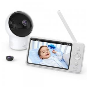 Eufy T83212D1 720p card Baby Monitor(Non PT)