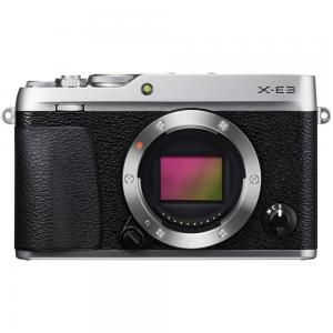 Fujifilm X-E3 Mirrorless Camera, 24.3 MP, Black, Body Only
