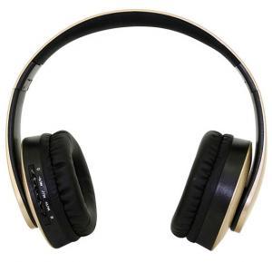 Sonashi Wireless Bluetooth Headphone Golden, HP-875BT