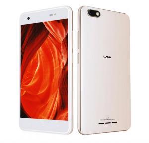 Lava Iris 65 Dual Sim - 8 GB Memory, 1GB Ram, 4G, With Free Lava Vacuum Flask, Gold