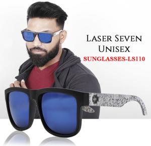 Laser Seven Unisex Sunglasses-LS110