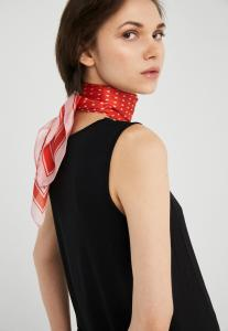 Springfield Fashion Womens foulards, Light Red With Dots