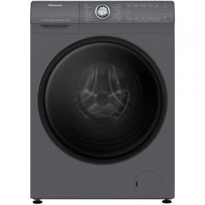 Hisense Front Loading Washing Machine, Free Standing, 10KG, 1400 RPM, WFER1014VAT
