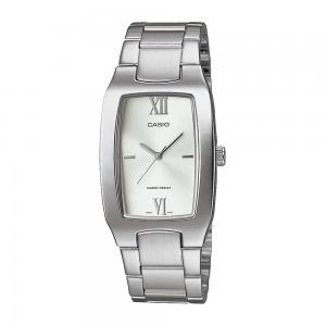 Casio Enticer Analog Silver Dial Mens Watch, MTP-1165A-7C2DF