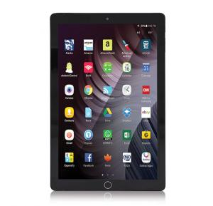 BSNL A50 Tablet Android 4.4, 4G 10.0 Inch Display, 3GB RAM, 64GB Storage, Dual Camara and Dual Sim - Black