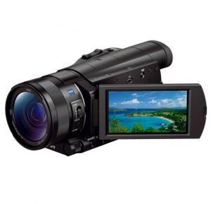 Sony FDR-AX100 4K Expert Handycam - Black