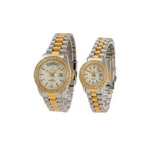 Cyber Pair Watch For Men & Women, CB-9334M