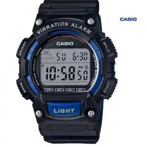 Casio W-736H-2AVDF Digital Watch For Men, Black