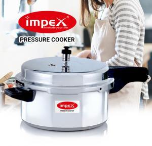 Impex Pressure Cooker Norma 3 Litre - IPC5C3