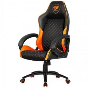 Cougar Fusion High Comfort Gaming Chair Orange, 3MFUSNXB.0001