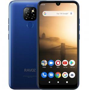 Ravoz Z3 Pro Dual SIM Mazarine Blue 3GB RAM 64GB Storage 4G LTE
