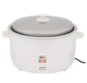 Mr. Light 8 Liter Rice Cooker MR 2512, White