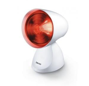 Beurer IL 21 Infrared Lamp (White),HC51