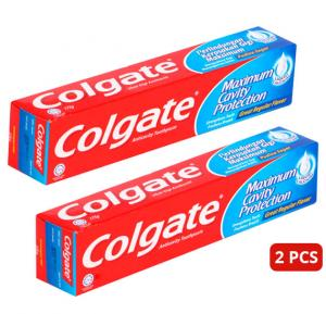 Combo Offer! Buy 2 Colgate Maximum Cavity Protection Toothpaste 125ml