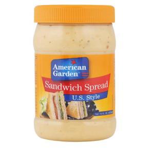 American Garden Sandwich Spread 473ml