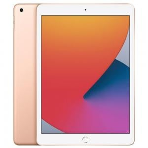 Apple iPad 8th Gen 10.2 inch WiFi and Cell 32GB Storage Gold, MYMK2B/A