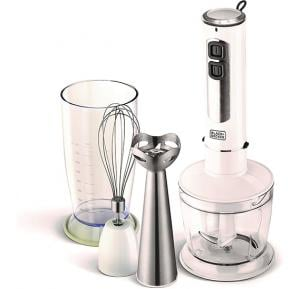 Black & Decker 400W Stick Blender w Chopper and Whisk, SB4000