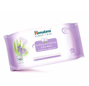 Himalaya Soothing and Protecting Baby Wipes 56s