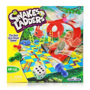 Fun Ville Snakes and Ladders, 61151