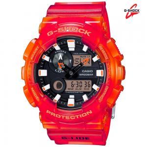 G-Shock G-Lide Mens Watch, GAX-100MSA-4ADR