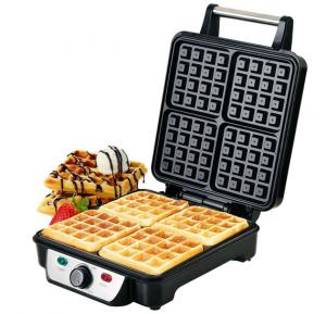 Geepas GWM36503UK Waffle Maker Machine
