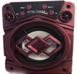 Wireless Stereo Portable Speaker, KTS-1049