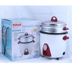 Fanar Frc1800 Drum Shaped Automatic Rice Cooker 1.8ltr