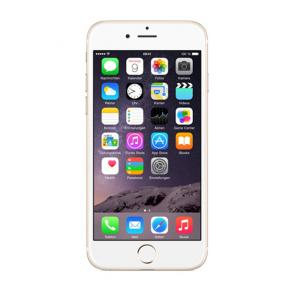 Apple iPhone 6 Smartphone, iOS8, 4.7 Inch HD Display, 1GB RAM, 16 GB Storage, Dual Camera, Wifi (Activated) - Gold