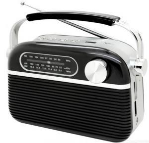 Impex Melody Pro RD 1201 Portable Radio