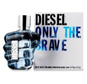Diesel Only The Brave Perfume for Men 75ml