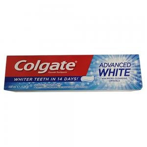 Colgate Advanced White Toothpaste  128g