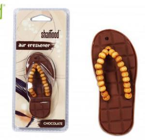 Roadrover Shamood Car Air Freshner Chocolate Flavour - 602003