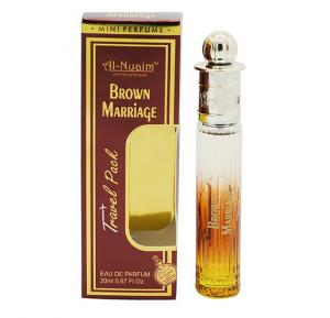Al Nuaim Brown Marriage pack Perfume 20 ML EDP (PC)
