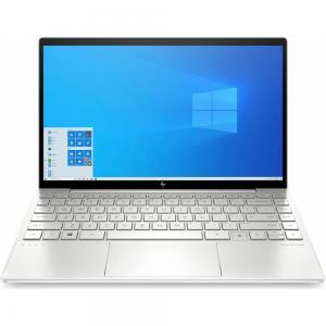 HP Envy 13-BA1007 Notebook 13.3 inch FHD Display Intel Core i7 Processor 8GB RAM 512GB Storage Intel HD Graphics Win10, Silver