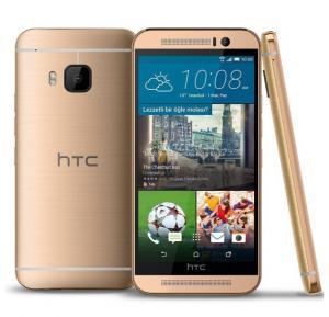HTC One M9 Smartphone 4G, Android 5, 5.0 inch HD Display, 3GB RAM, 32GB Storage, Dual Camera - Gold
