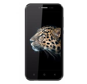 Videocon Krypton 22+ Smartphone 4G, Android 7.0, 5.0 Inch Display, 2GB RAM, 16GB Storage, Dual Camera, Dual Sim- Black