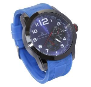 Decambridge Analog Watch For Men Blue Black - 7553C