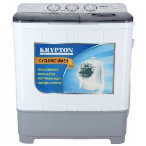 Krypton Semi Automatic Washing Machine 6 kg, KNSWM6161