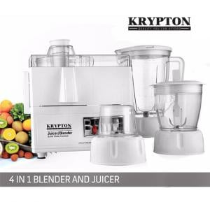 Krypton 4 In 1 Blender And Juicer KNB6021
