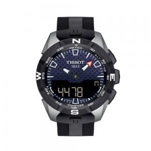 Tissot Touch Collection Men Alarm Quartz Watch  T110.420.47.051.01