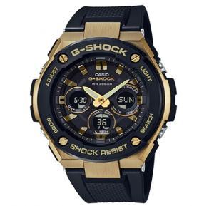 Casio G-shock Analog Digital Watch, GST-S300G-1A9DR