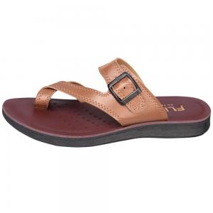 Flite Mens Sandal Tan PUG-81TN, Size 41