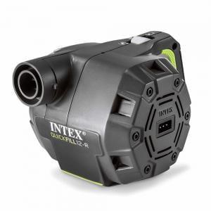Intex Portable Electric Pump For Mattresses Pools Inflatable, 66642