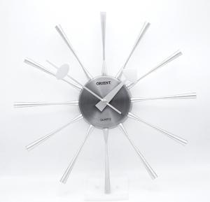 Orient aluminum rods clock spider, OC-TS-077